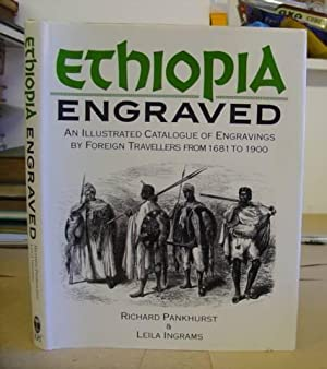 Ethiopia Engraved - An Illustrated Catalogue Of Engravings By Foreign Travellers From 1681 To 1900