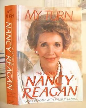My Turn - The Memoirs Of Nancy Reagan: Reagan, Nancy & Novak, William