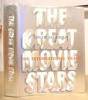 The Great Movie Stars - The International Years: Shipman, David