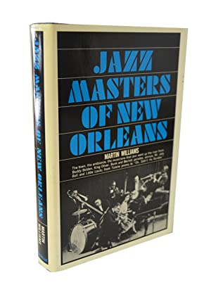 Jazz Masters of New Orleans: Martin Williams