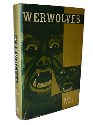 Werwolves: Elliott O'Donnell