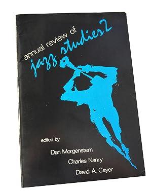 Annual Review of Jazz Studies 2: Dan Morgenstern