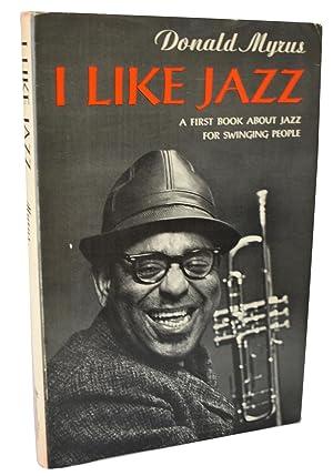 I Like Jazz: Donald Myrus