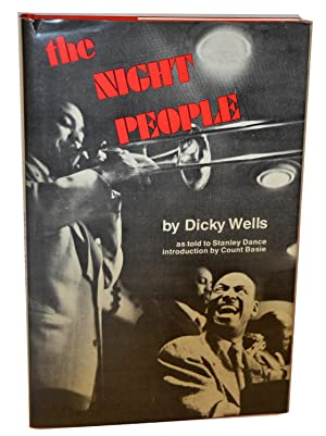 The night people;: Reminiscences of a jazzman,: Wells, Dicky
