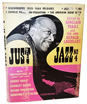 Just Jazz No 4: Sinclair Traill