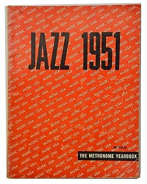 Jazz 1951: The Metronome Yearbook: Barry Ulanov, George SImon