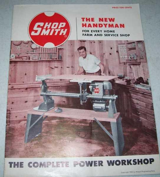Shopsmith: The New Handyman for Every Home