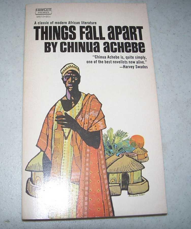 Things Fall Apart Author: Things Fall Apart Achebe Book Covers