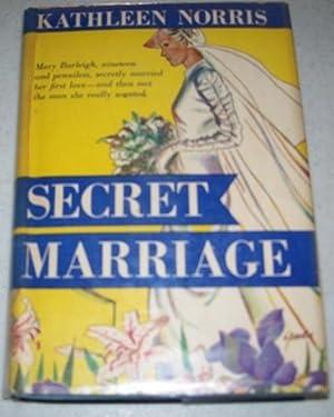 Secret Marriage: Norris, Kathleen