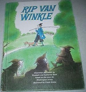 Rip Van Winkle: Gant, Elizabeth and