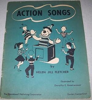 Action Songs: Fletcher, Helen Jill