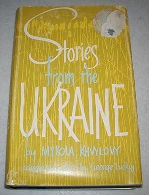 Stories from the Ukraine: Khvylovy, Mykola