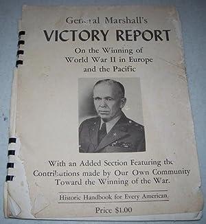 general marshall's report - AbeBooks