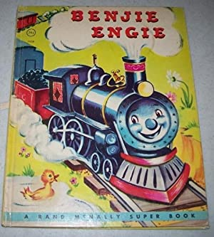 Benjie Engine: A Rand McNally Super Book: Devine, Louise Lawrence