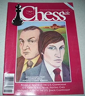 Chess Life Magazine November 1981: N/A