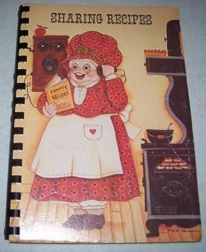 Sharing Recipes: A Book of Favorite Recipes: Civilian Recreation Association