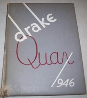 The Quax 1946: Drake University Yearbook: Hetrick, Marjorie (ed.)