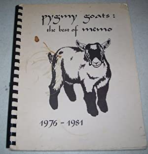 Pygmy Goats: The Best of Memo 1976-1981