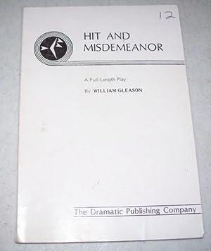 Hit and Misdemeanor: Gleason, William