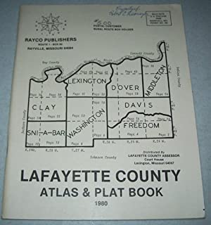 Lafayette County Atlas and Plat Book 1980