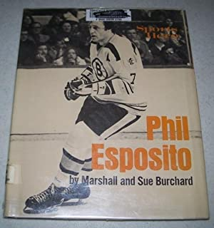 Phil Esposito (Sports Hero series): Burchard, Marshall and