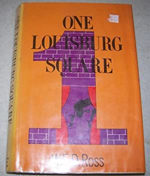 One Louisburg Square: Ross, W.E.D.