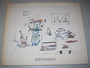 Saul Steinberg: Still Life and Architecture April: Steinberg, Saul