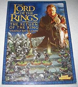 The Lord of the Rings: The Return of the King, Strategy Battle Game: Cavatore, Alessio