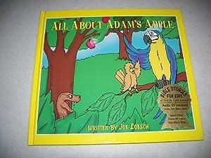 All About Adam's Apple (Bible Stories for Kids with Audio CD): Loesch, Joe