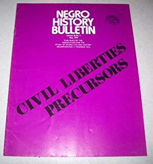 Negro History Bulletin Volume 36, No. 5,: N/A