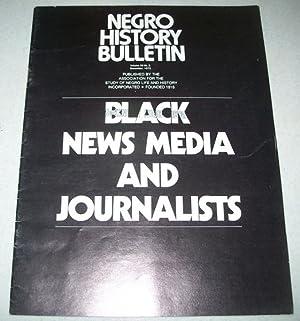 Negro History Bulletin Volume 36, No. 8,: N/A