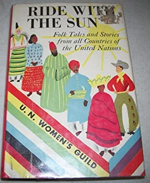 Ride with the Sun: An Anthology of: Courlander, Harold (ed.)