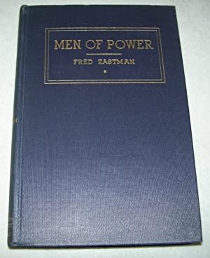 Men of Power Volume V: Sixty Minute: Eastman, Fred