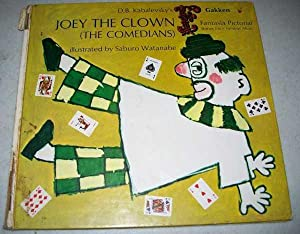 Joey the Clown (The Comedians): Fantasia Pictorial,: Kabalevsky, D.B.