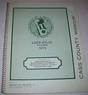 Cass County Missouri Land Atlas & Plat Book 1978
