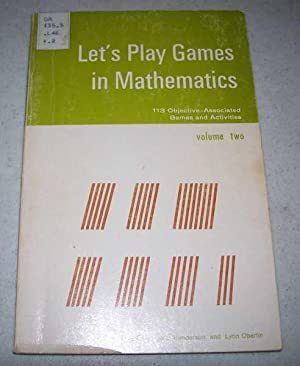 Let's Play Games in Mathematics Volume Two: Oberlin, Lynn and
