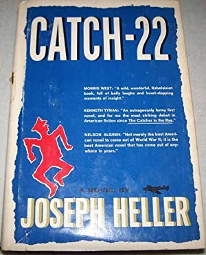 """an interpretation of joseph hellers satire catch 22 Below you will find four outstanding thesis statements / paper topics for """"catch 22″ by joseph heller that can be used as essay starters all four incorporate at least one of the themes found in """"catch 22″ and are broad enough so that it will be easy to find textual support, yet narrow enough to provide a focused clear thesis statement."""