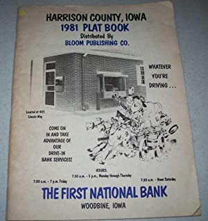 Harrison County, Iowa 1981 Plat Book: N/A