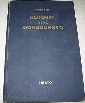 Historio de la Mondolingvo Tri Jarcentoj da: Drezen, E.