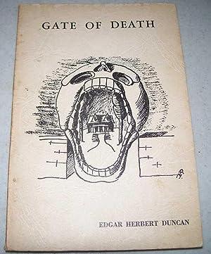 Gate of Death: Duncan, Edgar Herbert