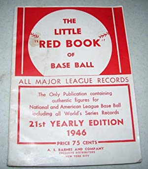 The Little Red Book of Base Ball 1946 Edition