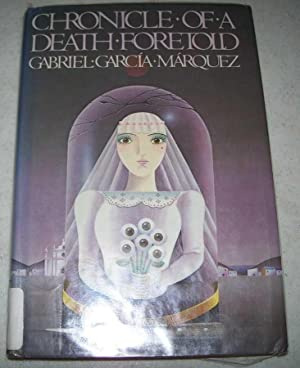 an analysis of the book chronicle of a death foretold by gabriel garcia marquez Chronicle of a death foretold (spanish: crónica de una muerte anunciada) is a novella by gabriel garcía márquez, published in 1981 it tells, in the form of a pseudo-journalistic reconstruction, the story of the murder of santiago nasar by the two vicario brothers.