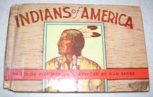 Indians of America: Fazzini, Lillian Davids