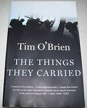 weight things carried book things they carried author tim The first story, the things they carried, just sucked me into this book–i loved the way o'brien made the reader understand the weight of every thing the soldier's carried, both tangible and intangible.