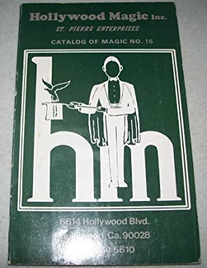 Hollywood Magic Inc. Catalog of Magic No. 16