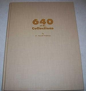 640 of My Collections: Wallman, Dr. Harold