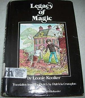 Legacy of Magic: Kooiker, Leonie