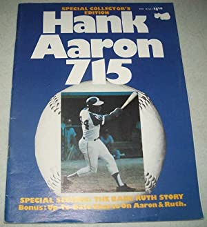 Hank Aaron 715: Special Collector's Edition