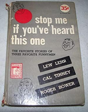 Stop Me If You've Heard This One: Lehr, Lew; Tinney,