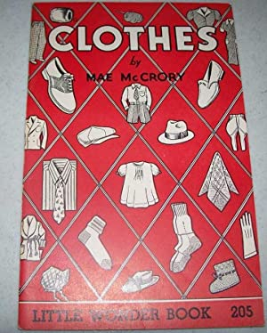 Clothes: Little Wonder Book 205: McCrory, Mae